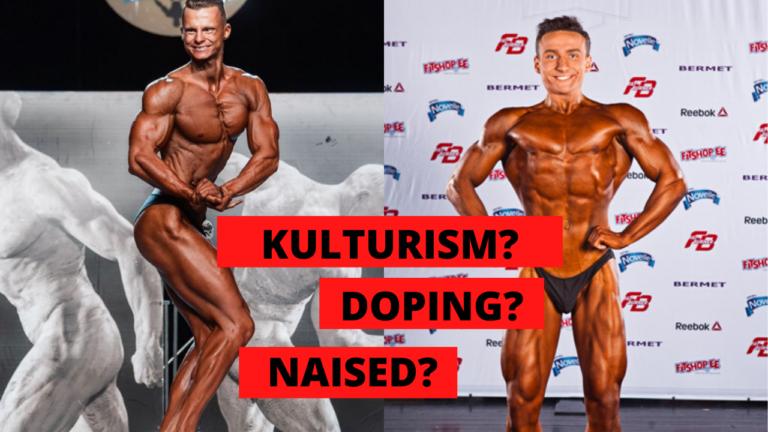 #1 ATS LOOT – kulturism, doping ja naised?