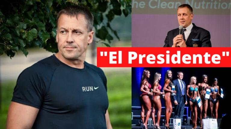 "#4 ERGO METSLA: ""El Presidente"""