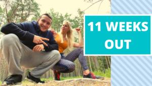 11 WEEKS OUT: Kolga-Aabla metsas