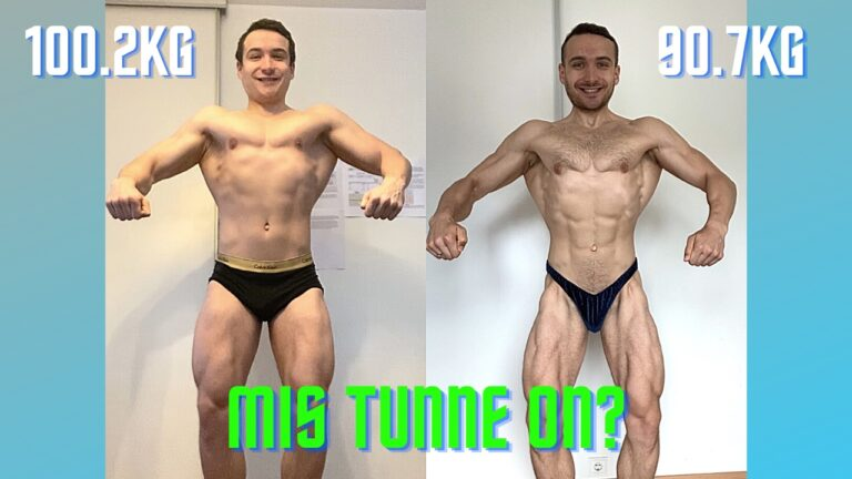 Mis tunne on? | Vormikontroll | 3 WEEKS OUT PROFEEL CUP