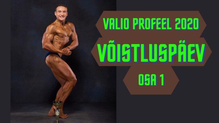 Võistluspäev | VALIO PROFEEL CUP 2020 | Osa 1