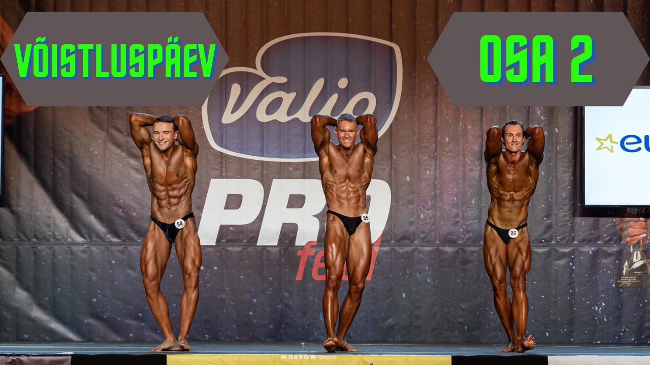 Võistluspäev | VALIO PROFEEL CUP 2020 | Osa 2